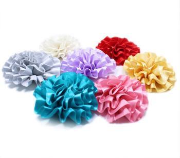 Flor falsa Hortensia tela flor falsa DIY material sombrero guirnalda zapatos decoración flor artificial decoración de la boda Accesorios