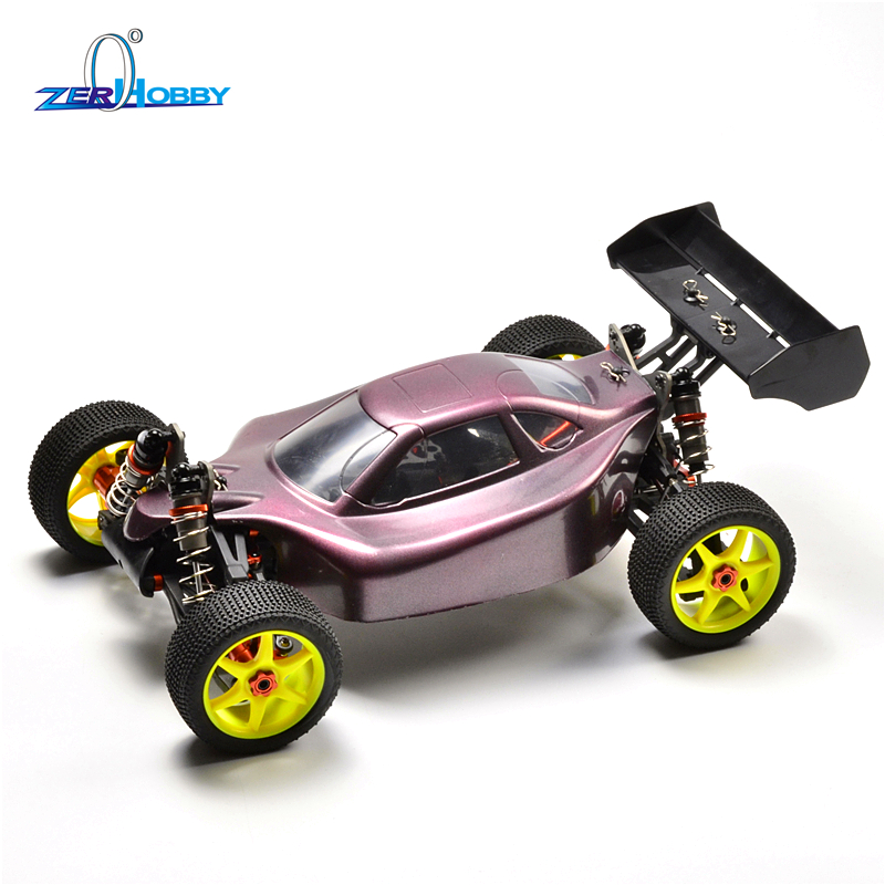 HSP RACING RC CAR 94081GTE9 CAR KIT RC CAR TOYS HSP PROFESSIONAL BAZOOKA 1/8 4X4 OFF ROAD BUGGY NITRO AND ELECTRIC CAR KIT ONLY