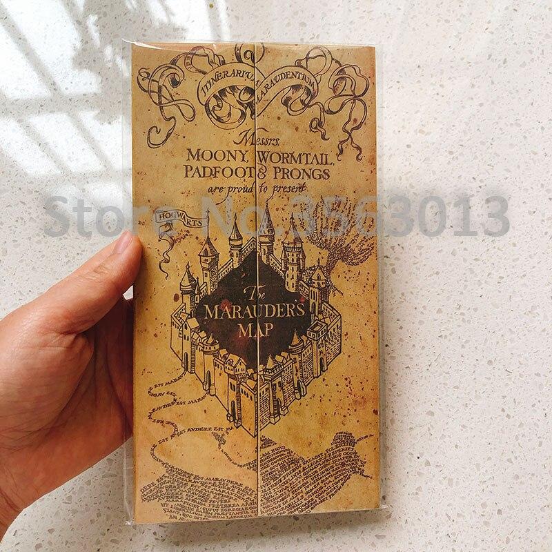 77x22 centimetri Hogwarts Malandrino Mappa Il Mondo Magico di Harri Potter Versione Classica Poster Vintage Retro Kraft di carta77x22 centimetri Hogwarts Malandrino Mappa Il Mondo Magico di Harri Potter Versione Classica Poster Vintage Retro Kraft di carta