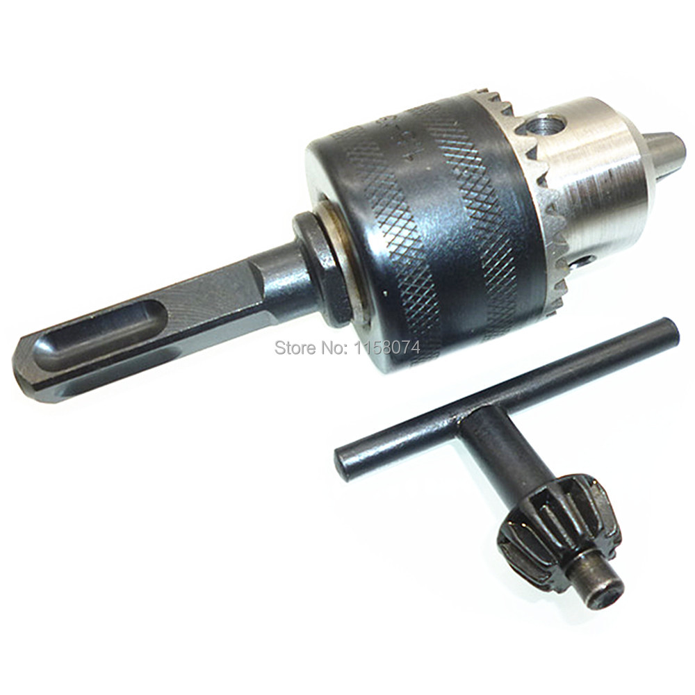 1//2/'/' Drill Chuck Adaptor For Impact Wrench Conversion 1//2-20UNF with 1 Pc Sc…