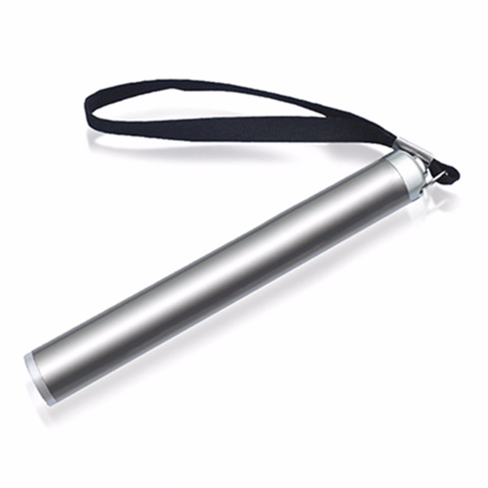 Stainless Steel Mini Penlight Waterproof LED Flashlight Battery Torch Portable Lantern B ...