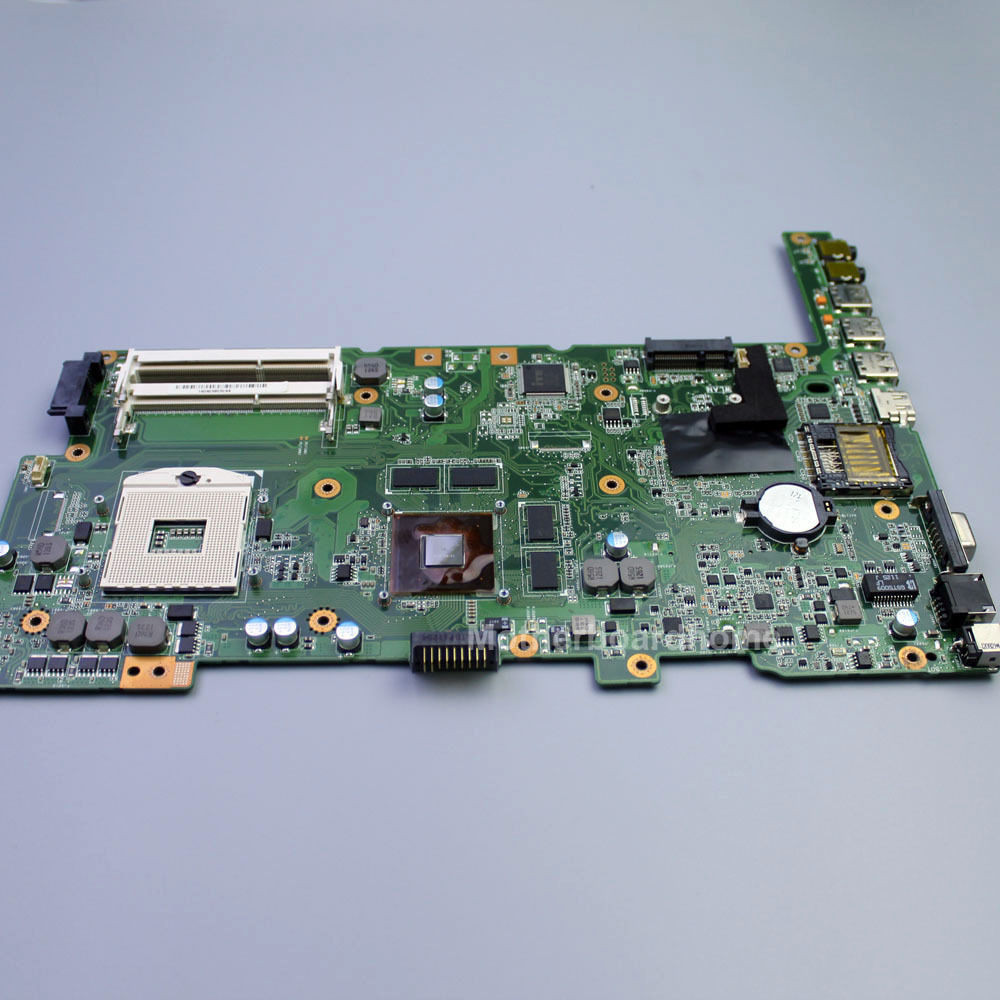 ФОТО Original New! K73SV K73SM Notebook Motherboard For Asus K73SD Rev 2.3 GT540M / GT630M discrete Graphics