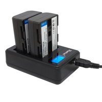 NP FM500h for SONY Battery NP FM500h Camera 2200mA Bateria +LCD Dual charger For Sony Alpha a58 A65 A77 A99 A350 A550 A580 A900