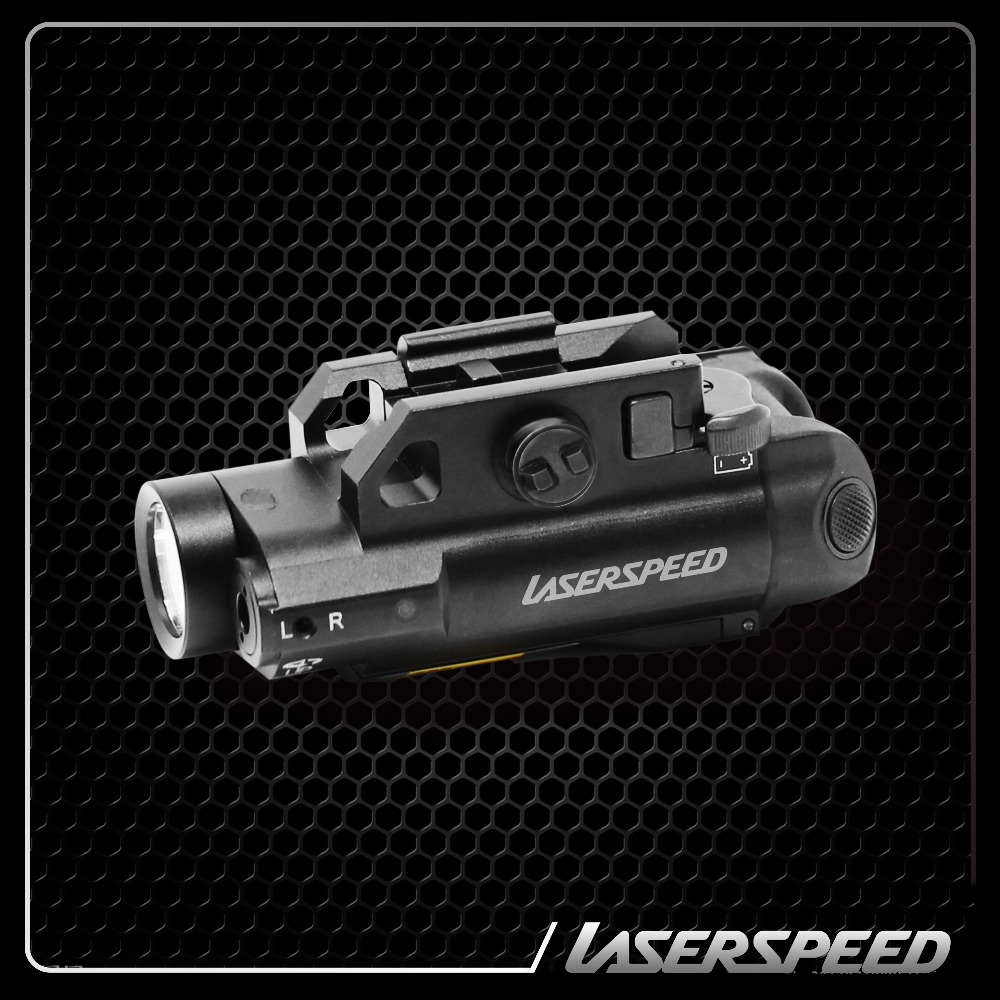 LS-CL7 Tactical Hunting Green Laser Designator Sight With LED Flashlight siku внедорожник jeep wrangler с прицепом для перевозки лошадей