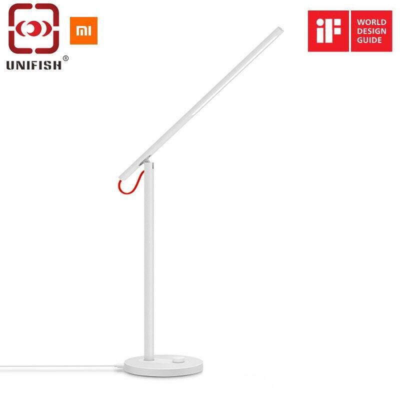 cheap Original Xiaomi Mijia Desk Lamp 6W 2700K-6500K 300 Lm LED Smart Table Lamps Desklight Xiaomi Led Light Study Lamps with APP pic,image LED lamps offers