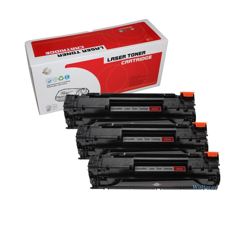 CE285A Toner Cartridge Replacement For HP LaserJet Pro M1219nf MFP M1132  M1138 M1139 P1109w M1212nf M1217nfw P1102w Printers Toner Cartridges  -  AliExpress