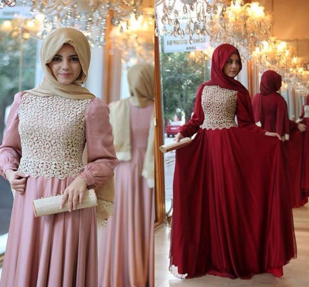 Robe soiree avec hijab