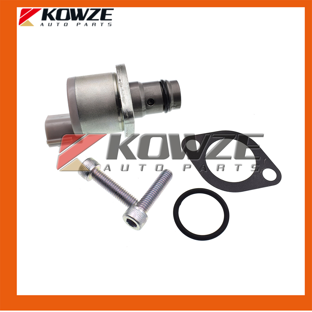 US $56 0 |Diesel Injection Fuel Pump Suction Control Valve Regulator for  Mitsubishi Pajero Montero 3 III Pickup Triton L200 1460A037-in Fuel Pumps