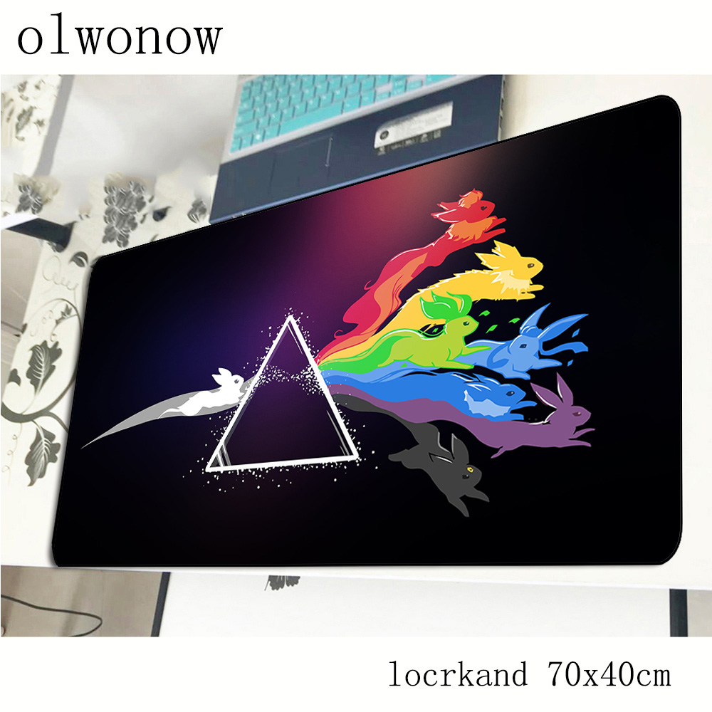 pokemons mousepad 700x400x3mm Indie Pop gaming mouse pad gamer mat Professional computer desk padmouse keyboard large play mats 1