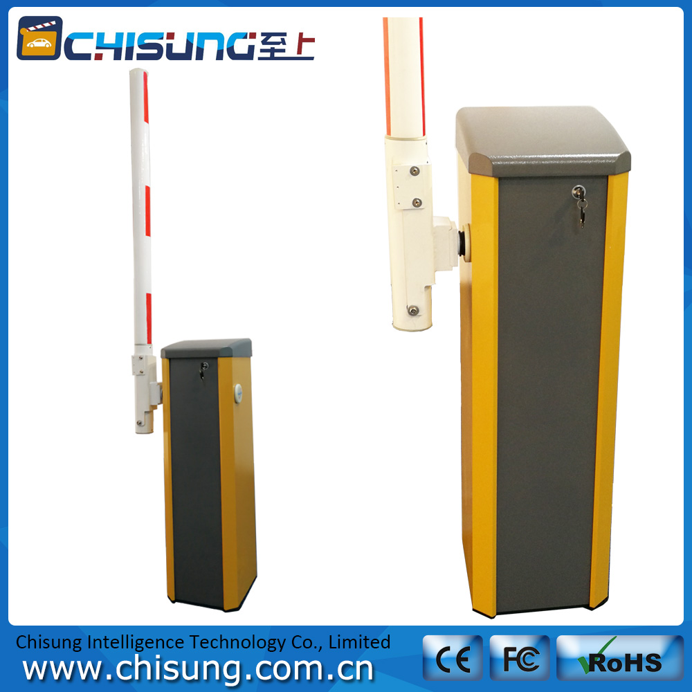 High Speed Parking Barrier Gate 10 million times of Roadway Traffic Product half ring shape of the block machine parking barrier lock