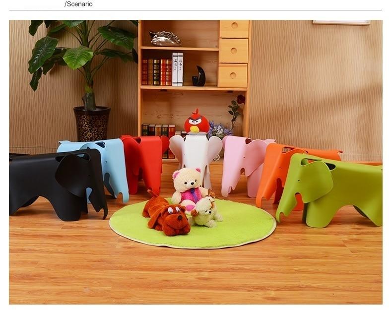 Woonkamer krukken groen rood blauw kleur stoelen gratis verzending