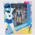 Sexy Figure Japanese Anime Sailor Moon Sexy Sailor Mercury PVC Action Figure Model Toys