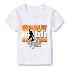 We Will Rock You Queen Children T-shirt