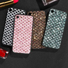 Case For iPhone X XS Max Case Bling Flash Chip PC TPU Cover For iPhone 7 8 6 6S Plus XR Anti-kncok Covers Phone Shell Back цены