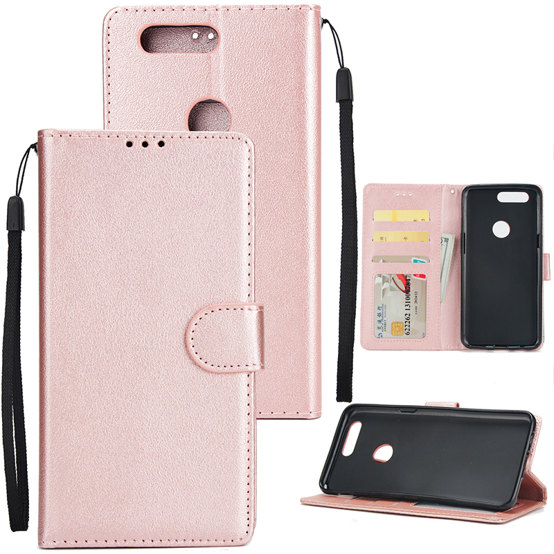Oneplus 5 Case Luxury Leather Case For Oneplus 5T 5 Card Holder Wallet One Plus Five Cover For Oneplus 5 5T Soft Flip Phone Case