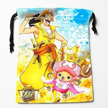 One Piece Drawstring Bags Custom Storage Bags Printed gift bags More Size 27x35cm DIY your picture