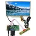 VGA LCD плата контроллера с 10 2 дюйма 1024x600 HSD100IFW1 CLAA102NA0ACW LCD с резистивной сенсорной панелью