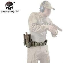 MOLLE мягкий патруль ремень мужской охотничий страйкбол боевой военный армейский ремень Пейнтбольные аксессуары Мультикам a-tacs черный
