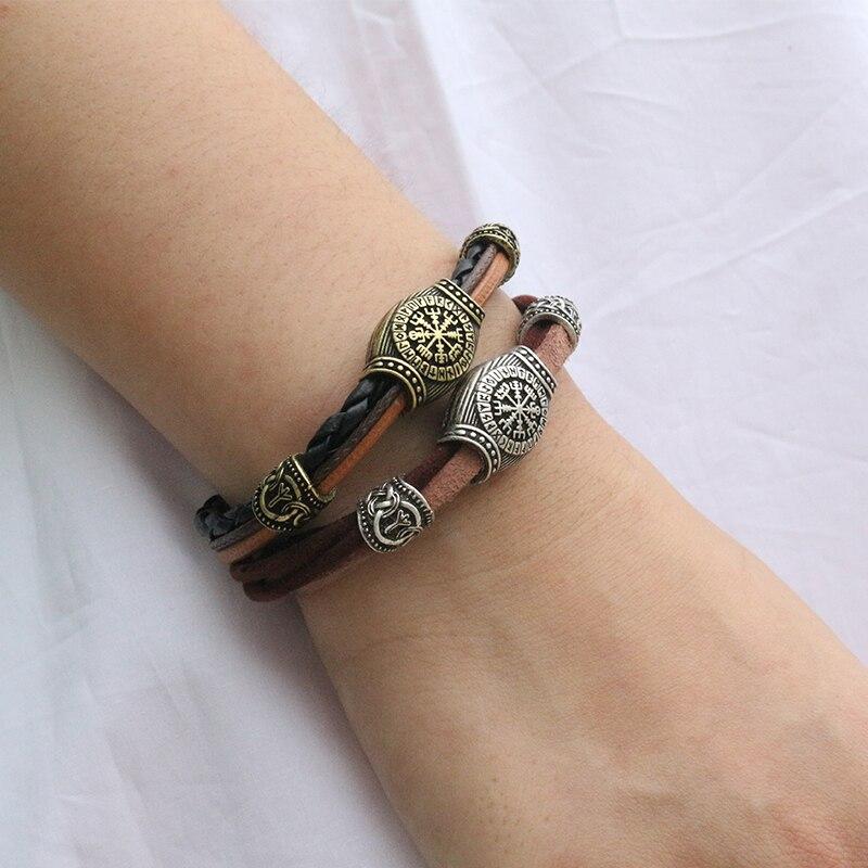 Schmuck & Zubehör Armreifen Langhong 1 Stücke Viking Armreif Armband Viking Pagan Nordischen Replik Armband Geld Armband