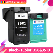QSYRAINBOW 350XL 351XL ink cartridge Replacement for HP 350 351 use D4200 D4260 D4263 D4360 J5730 5780 5785 C4380 4480