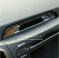 For KIA Sportage R 2012 2013 2014 CAR The central console DVD outlet electroplating styling