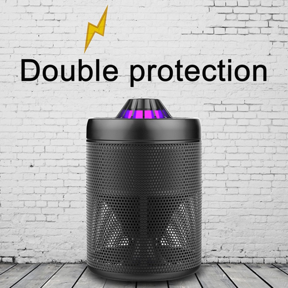 LED Insect Killer Lamp USB Powered Electric Mosquito Trap Pest Killer Flies Killer Catcher Light Physical Catcher Indoor Outdoor mosquito killer lamp led trap pest insect