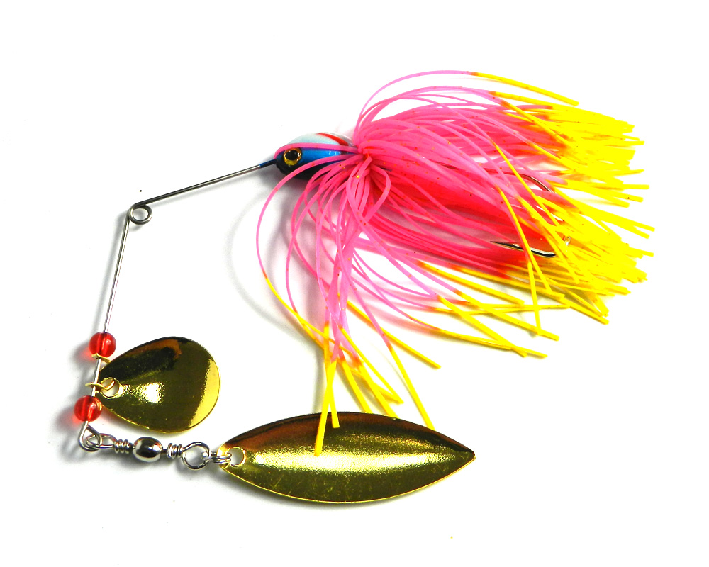 Spinnerbait fishing lure 3
