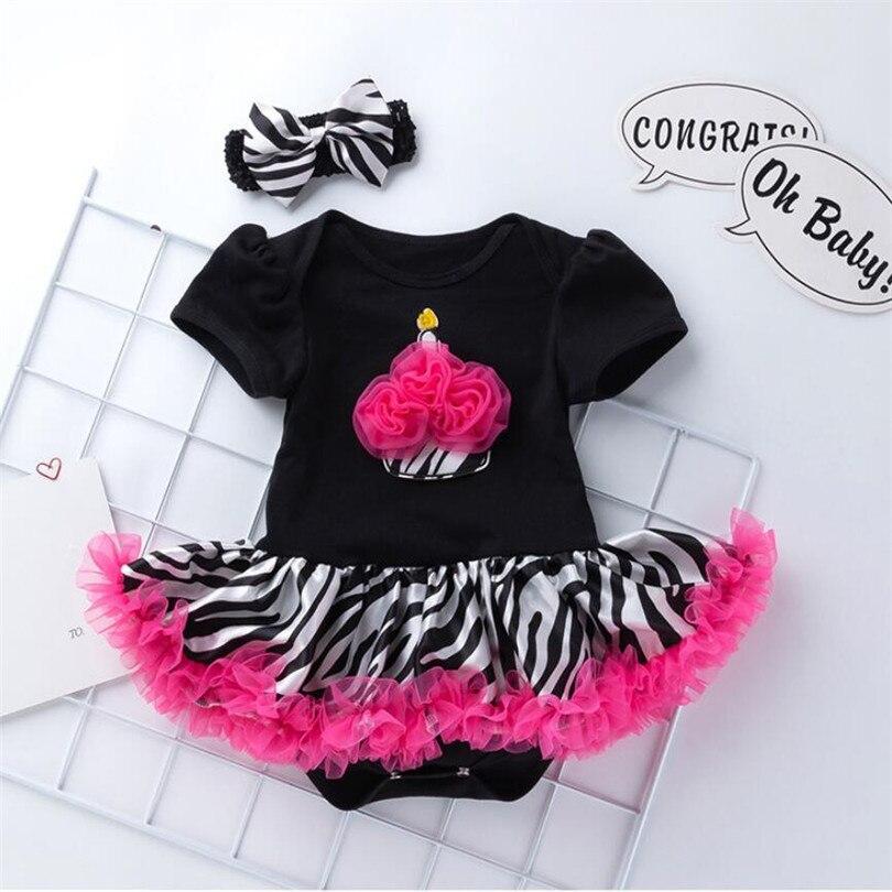 Goede Koop 2 Jaar Baby Girl Gedoopt Suits Eerste 1st