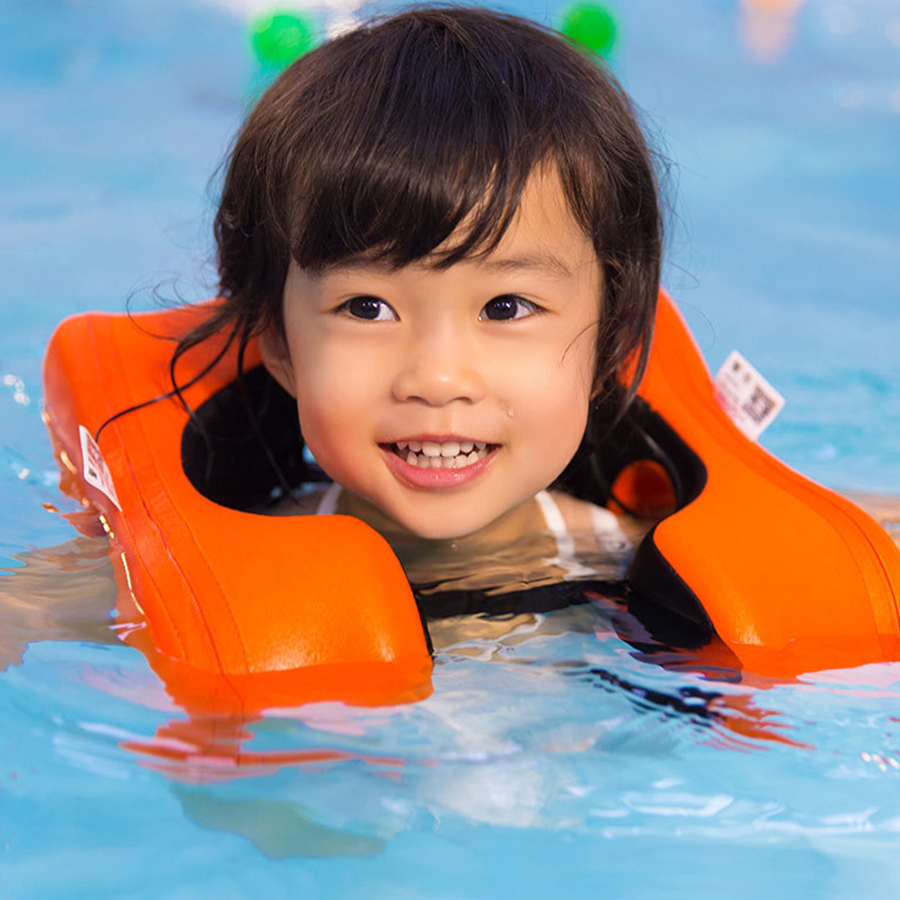 Children's foam swimming ring shoulder ring arm non-inflatable armpit children swimming equipment swimming pool accessories