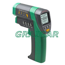 Buy Mastech MS6550A IR Temperature Tester Thermometers Non Contact Infrared Free Shipping