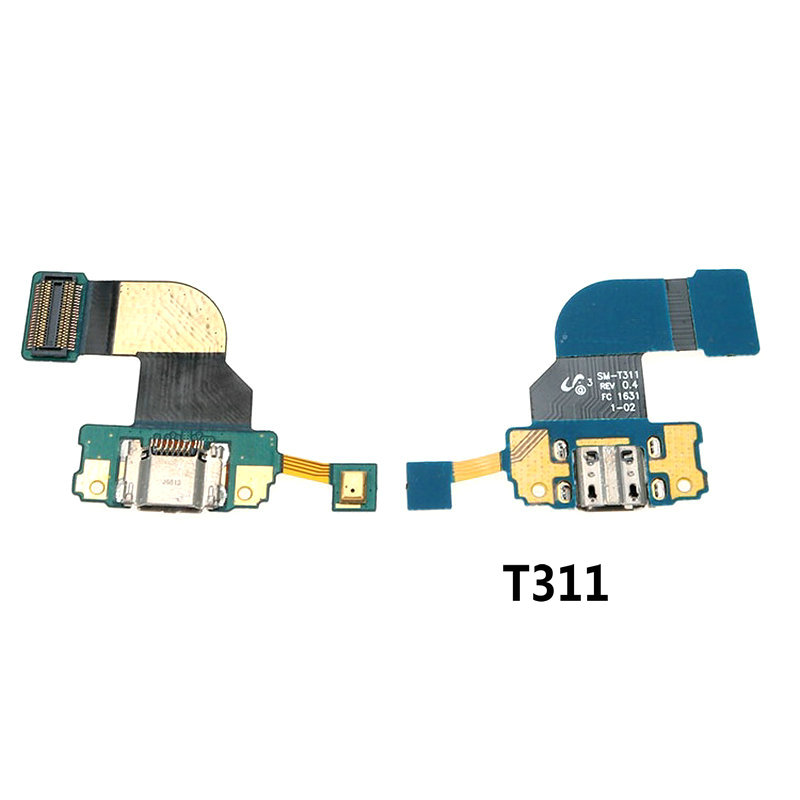 USB Charging Jack Plug Socket Connector Charge Dock Port Flex Cable For Samsung Galaxy Tab 3 8.0 T310 SM-T310 T311