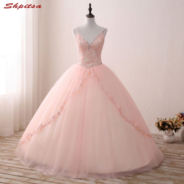 Sweet Quinceanera Dresses Ball Gown Prom Sweet 16 Dresses Masquerade ...