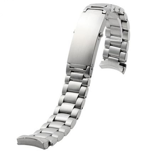 Image 4 - MERJUST AAA Kwaliteit 316L 20mm 22mm Zilver rvs Horlogebanden Riem Voor omega seamaster speedmaster planet ocean riem