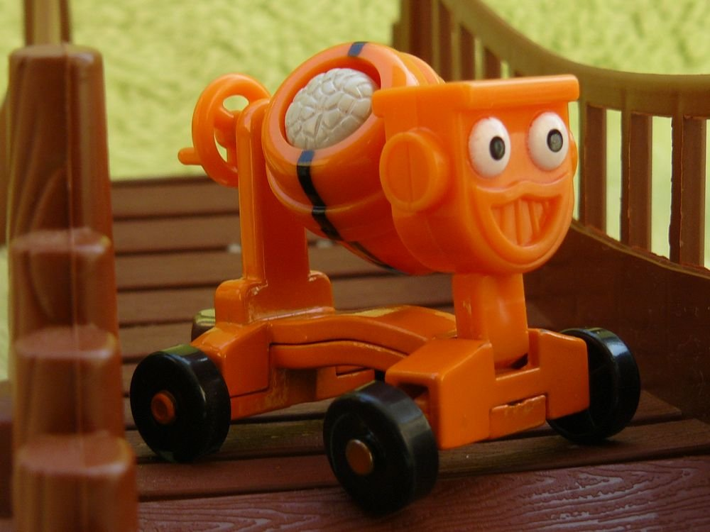 Free Shippingnew Vehicle In The Bob The Builder Take