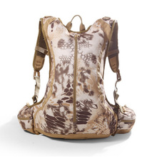 20L Military Tactical Molle Assault Combat Rucksack Waterproof Lightweight Bladder Backpack Hunting Bags