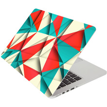 3D Abstract Mosaic Art Laptop Sticker for Apple Macbook Decal Pro Air Retina 11 12 13 15 inch Mac Book Full Cover Notebook Skin