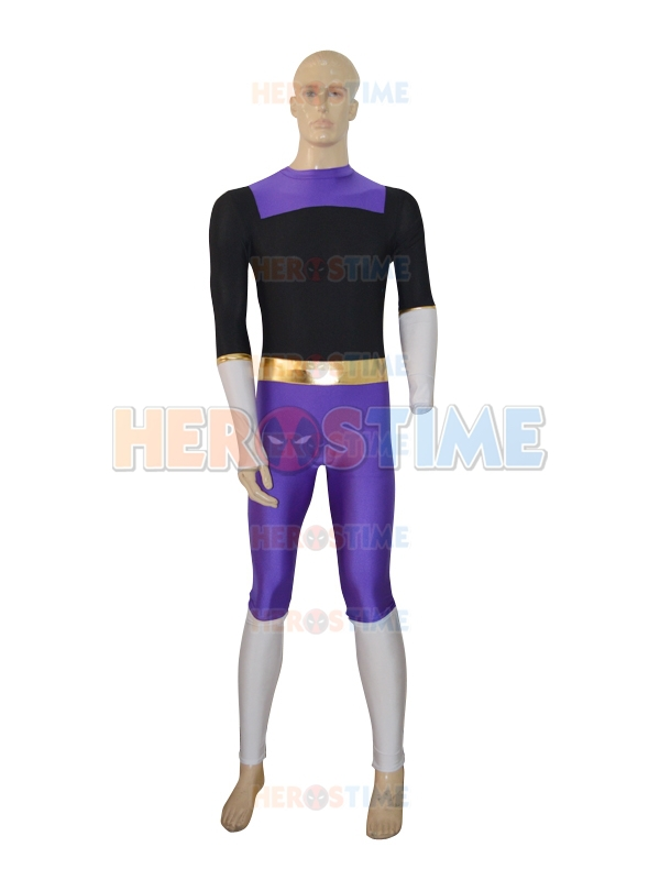 Custom Spandex Powerful Superhero Costume hot sale halloween cosplay party costumes fullbody zentai suit hot sale free shipping