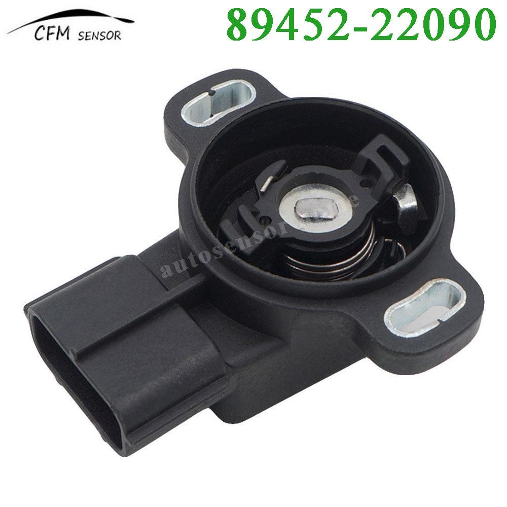 89452-22090 Throttle Position Sensor TPS Fits Lexus LS400 Toyota Camry RAV4 Corolla Celica