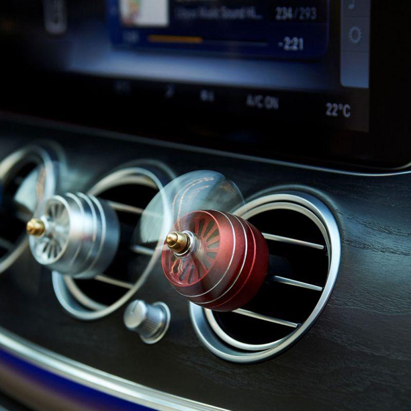 Освежитель воздуха Air Force 3 Propeller Aroma Car Vents Outlet Fragrance Clip - 6