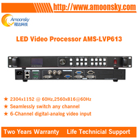 Wholesale Professional AMS 603 Video Wall Controller For Outdoor Usage And Full Color Tube Chip Color