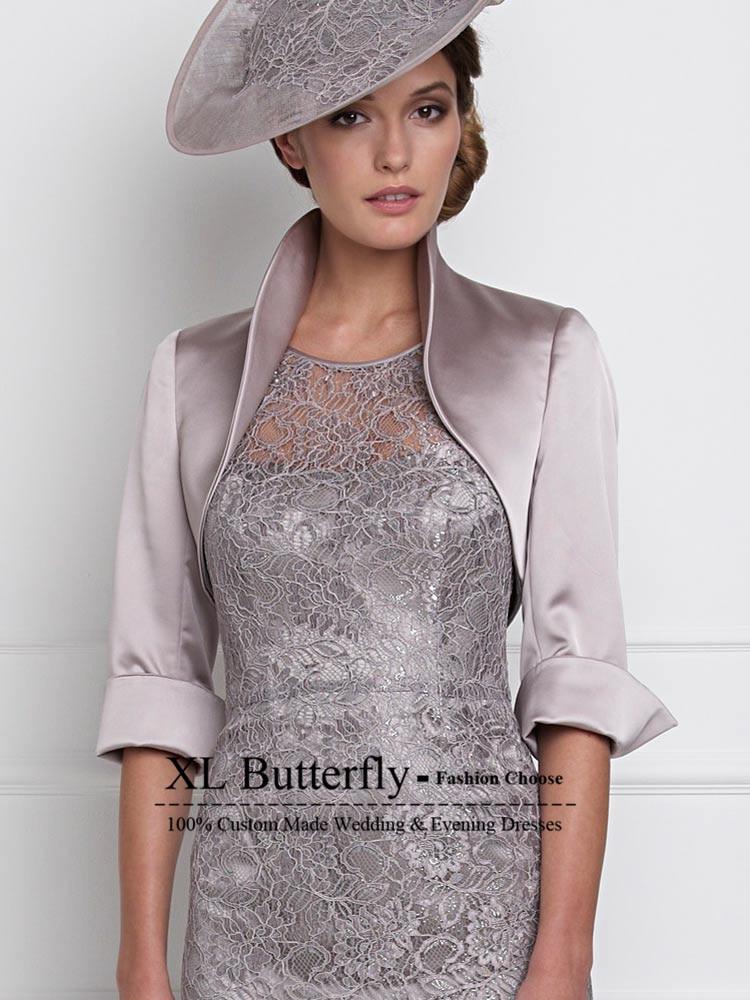 Aliexpress.com : Buy Gorgeous Vestido de noiva plus size Grey ...