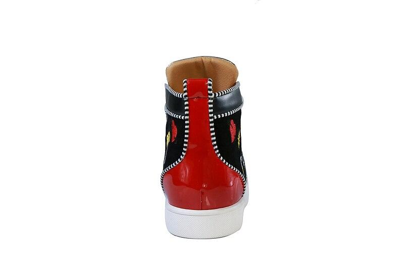 Casuales Plataforma Plus Estampados Pisos Show Zapatos Hombre Nuevas Zapatillas As Tamaño Unisex Animal Patchwork Moda De Llegadas SOzU8