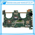 Motherboard laptop original para asus n550jv i7-4700hq 2.4 ghz ddr3 não-integrado mainboard completo testado