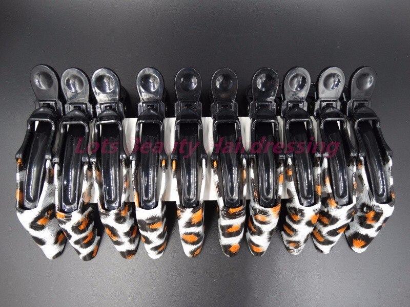 de crocodilo salão de beleza seção clipes grampo de cabelo C-02