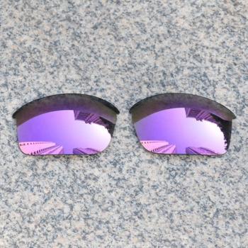Sprzedaż hurtowa E O S spolaryzowane wzmocnione wymienne soczewki do okularów przeciwsłonecznych Oakley Bottlecap-fioletowe fioletowe lustro spolaryzowane tanie i dobre opinie Eye Opening Stuff Poliwęglan Okulary akcesoria Fit for Oakley Bottlecap Frame UV400 One size inches As your choice Reduces glare and impact resistant