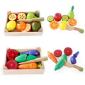 Baby toy kitchen for children food for dolls miniature cooking role play educational toy gift