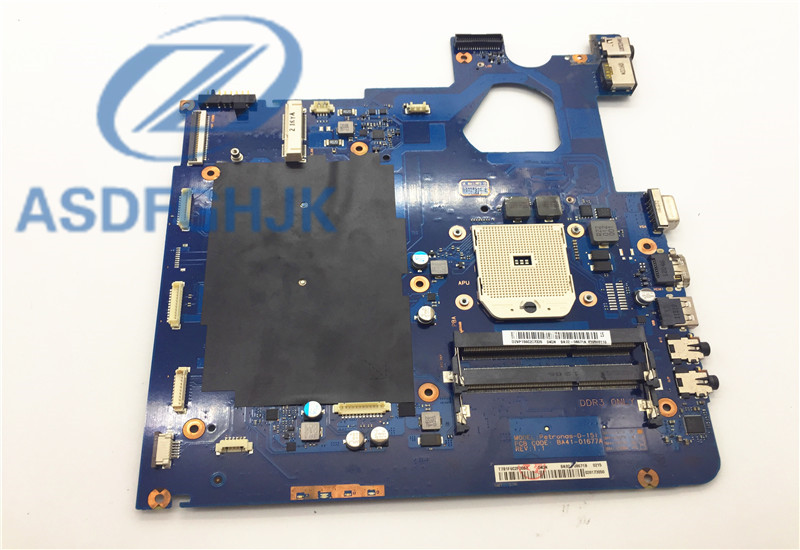 Laptop motherboard BA41-01677A for samsung NP305V5A NP305V4A motherboard BA92-08671A BA92-08671B DDR3 integrated 100% testing ok notebook motherboard for samsung np550 np550p5c n13p gt a2 gt650m ba92 09094a ba41 01898a tested ok free shipping