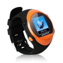 New Smartwatch Hot Sale New ZGPAX S88 GSM Smart Watch with LCD Screen GPS Positioning and