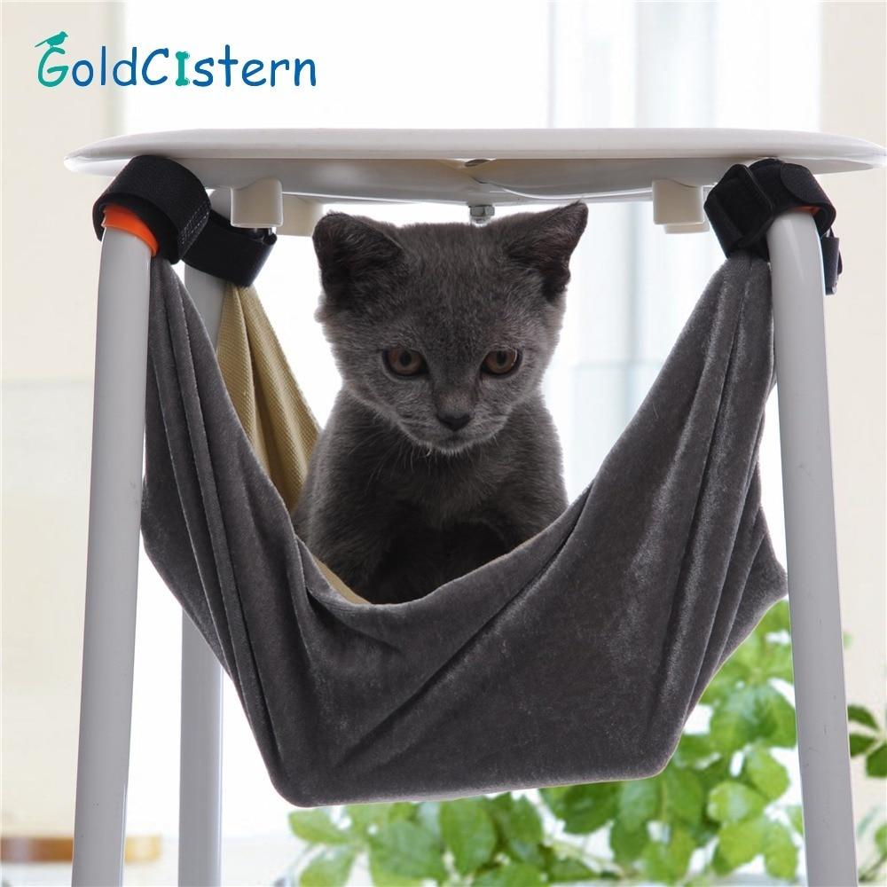 Hond Katten Carriers Zachte Warme Matten Bed Hangmat Opknoping Stoel - Producten voor huisdieren - Foto 1