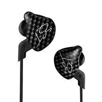 New KZ ZST In Ear Earphone Hybrid Drive HIFI BEarphone Running Sport Earphone Noise Cancelling Monito